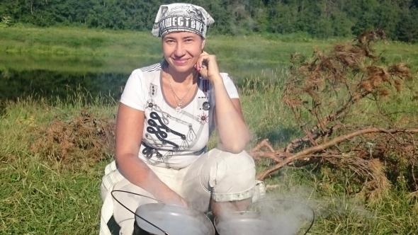 Макарова на байдарках