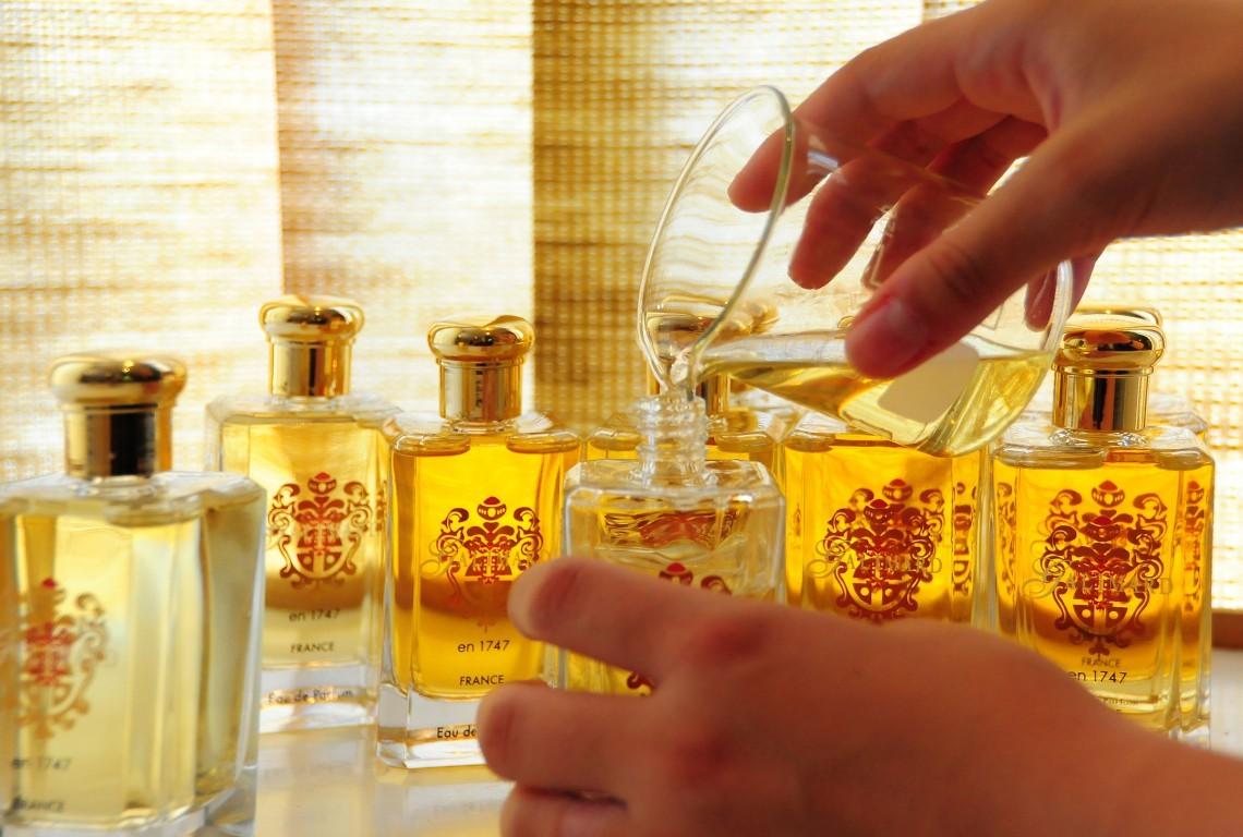 магазин парфюмерии и биодобавок